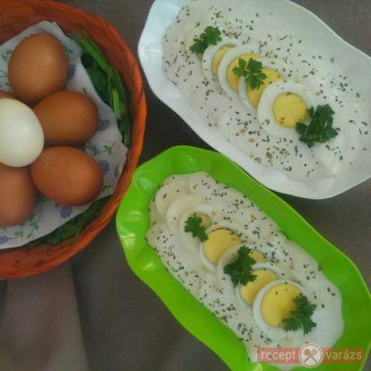 Tojássaláta recept - Saláták - Receptvarázs – receptek képekkel