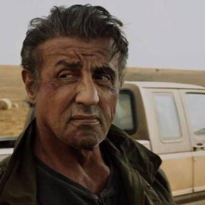 A Rambo: Utolsó vér is szerepel az Arany Málna 2020 jelöltjei között
