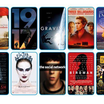 [Oscar nap 2020] Az évtized ideális Oscar jelöltjei - szerintünk!