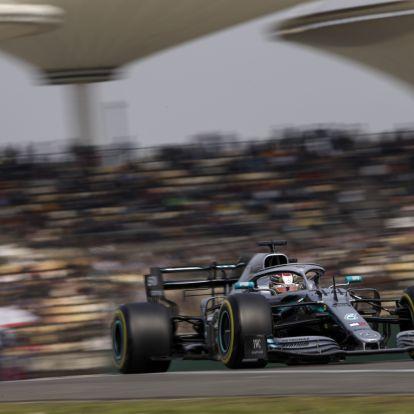 F1: A Mercedes-főnök szerint lesz Kínai Nagydíj