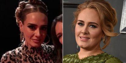 Adele skaper overskrifter etter Oscar-fest: – Helt ugjenkjennelig