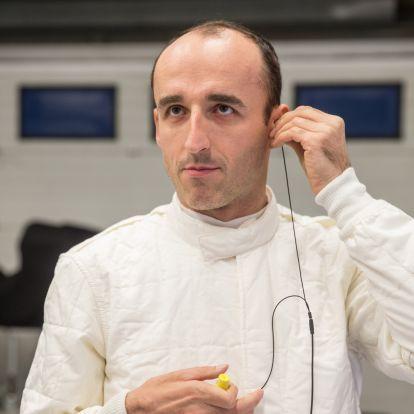 Hivatalos: Kubica a DTM-ben, újra a BMW-nél!