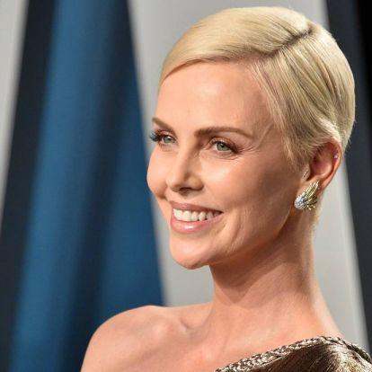 Charlize Theron Oscar-szelfije nem lett akkora durranás, mint anno Ellen DeGeneresé