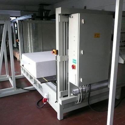 Polisztirol-és habvágó gépek