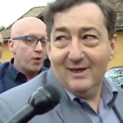 Gyorshír: Perrel fenyegetőzik Mészáros Lőrinc