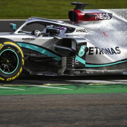 Videó: Pályán a Mercedes és az Alfa Romeo új F1-ese is