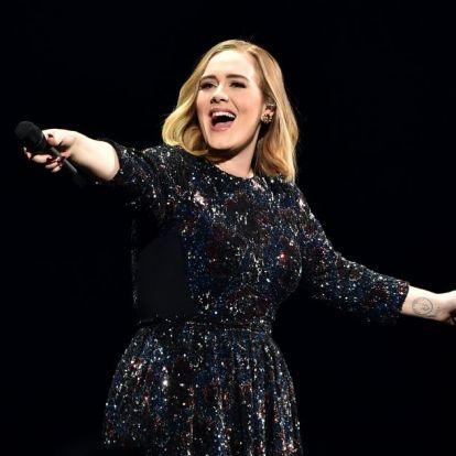 Szemeket kinyitni! Adele már több, mint 40 kilót adott le – rá sem lehet ismerni