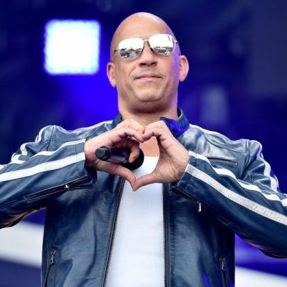 Vin Diesel énekhangja leginkább egy dörmögő medvére emlékeztet
