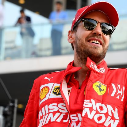 F1: Már tárgyal Vettellel a Ferrari a folytatásról