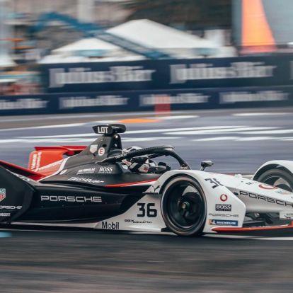 Formula–E: Lotterer és a Porsche indulhat az élről Mexikóban