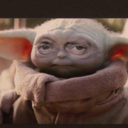 Most megnézheted, hogyan reagál Steve Buscemi, amikor meglátja az arcát Baby Yodán