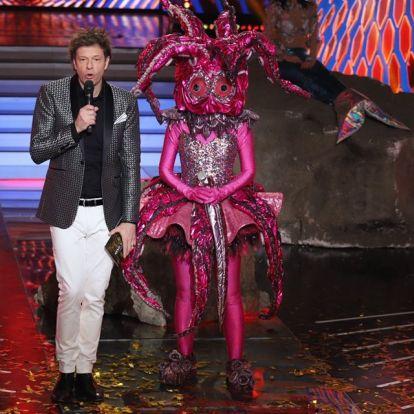 Berényi Miki vette le a maszkot a TV2 műsorában