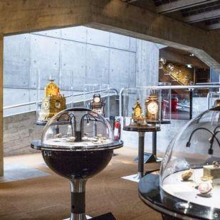 La Chaux-de-Fonds a kontinens legmagasabban fekvő nagyvárosa, és mellesleg a svájci luxusóraipar lelke