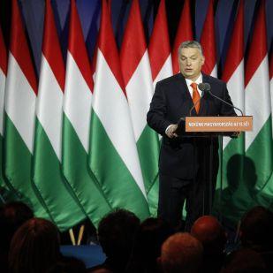 Orbán Viktor teljes évértékelő beszéde