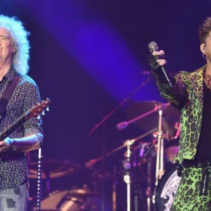 A Queen újra előadta a legendás Live Aid-műsorát az ausztrál tűzvész áldozataiért