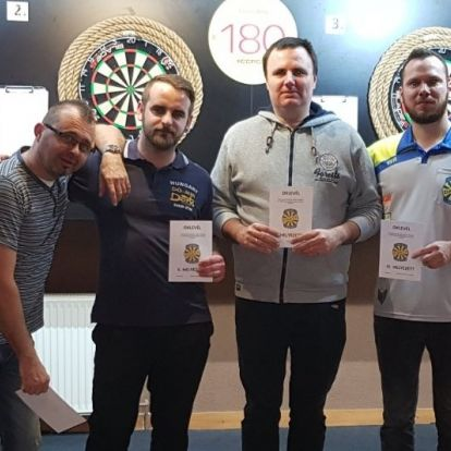 Magyar Darts Liga, 2020 – 7. hét