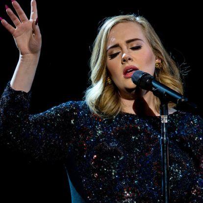 Adele hatalmas bejelentést tett
