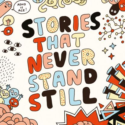 """Studio Anorak book celebrates """"wonderful differences"""" of people with ADHD"""