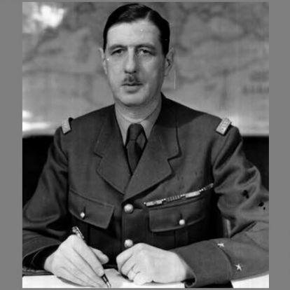 Öt érdekesség Charles de Gaulle életéről