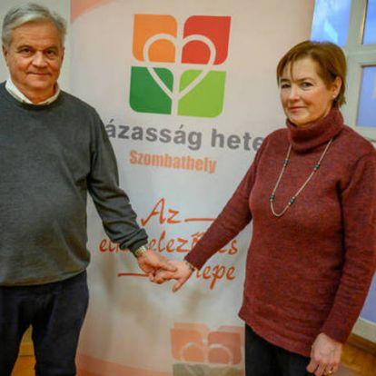 Házasság hete zárása Csókai Andrással és Altay Daniellával