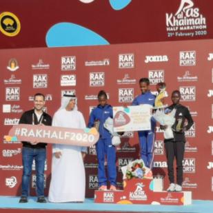 Világcsúcsot döntött az etióp futónő