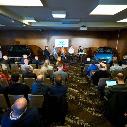 A Hyundai dreamteamje fiatal tehetségeket támogat