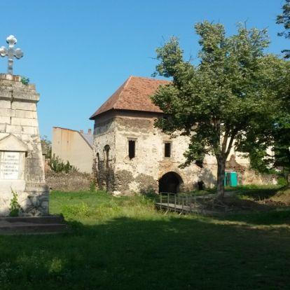 Szilágysomlyói Báthory-várkastély II. rész