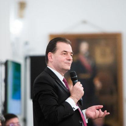Az ellenzék akadályozta meg Romániában, hogy megbukjon a kormány