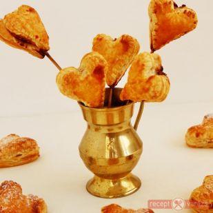 Leveles szív recept - kipróbált fényképes sütemény receptek - Receptvarázs – receptek képekkel