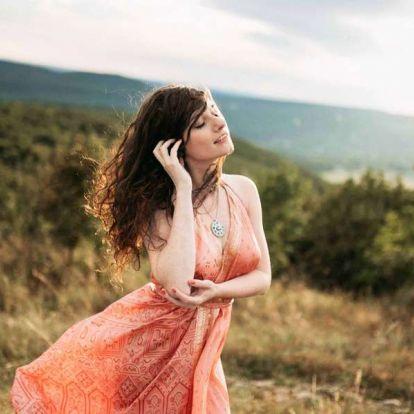 Önismereti úton - új lemezzel jelentkezik Szeder-Szabó Krisztina