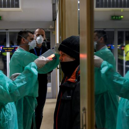 Coronavirus Prevention: Increase in Checkpoints at Airports and Borders of Hungary