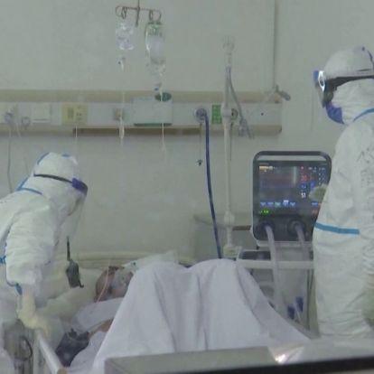 Tovább emelkedett a fertőzöttek száma világszerte