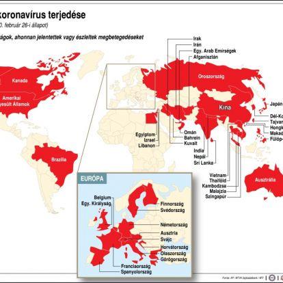 Koronavírus: szigorúbban ellenőrzik az országba érkezőket