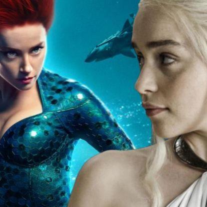 Emilia Clarke-kal helyettesítenék a rajongók Amber Heardöt az Aquaman 2-ben - Mafab.hu