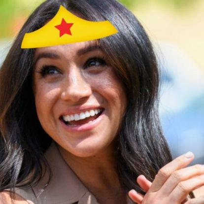 Meghan lehet a következő női szuperhős?