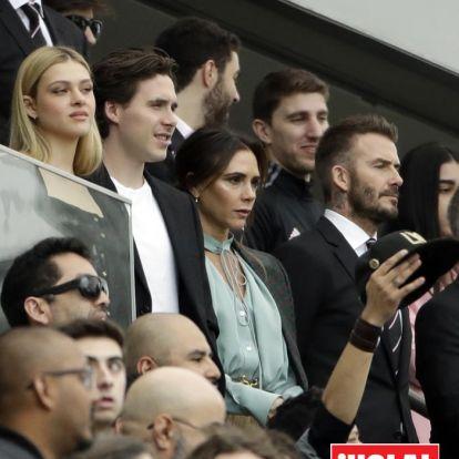 Nicola Peltz, de la 'prueba de fuego' con la familia Beckham a la super declaración de amor de Brooklyn