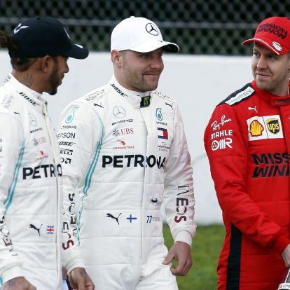 F1: Vettel a Mercedes felé kacsintgat?