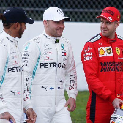 Gyanús, hogy Vettel arra utalt, hogy a Mercedeshez igazolhat