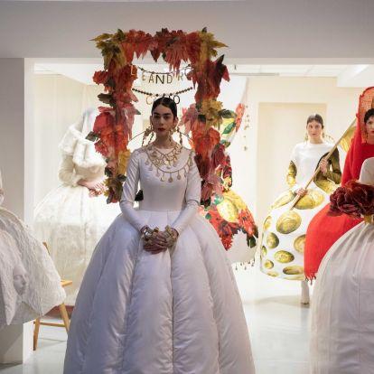 Leandro Cano & Arturo Obegero delve into Spanish heritage at PFW