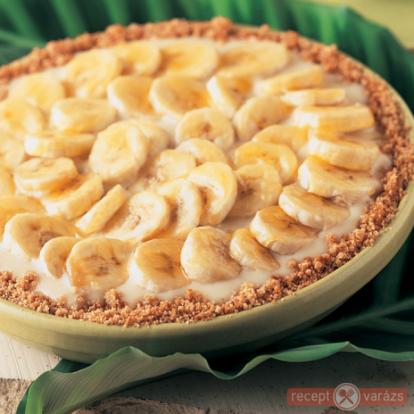 Tejsodós banántorta - Születésnap - Receptvarázs – receptek képekkel
