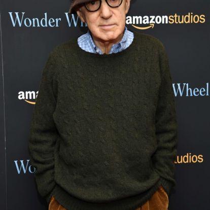 Woody Allen memoárja a #MeToo ellenére is megjelenik