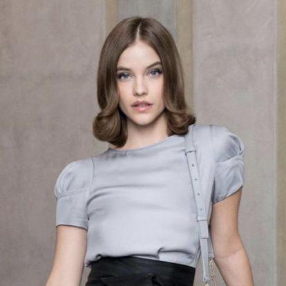 50 ezer forintért miénk lehet Palvin Barbara Armani-ruhája
