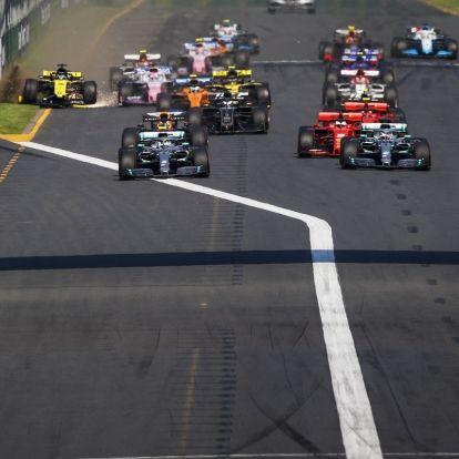 F1: 70 éve a legfurcsább szezonkezdet