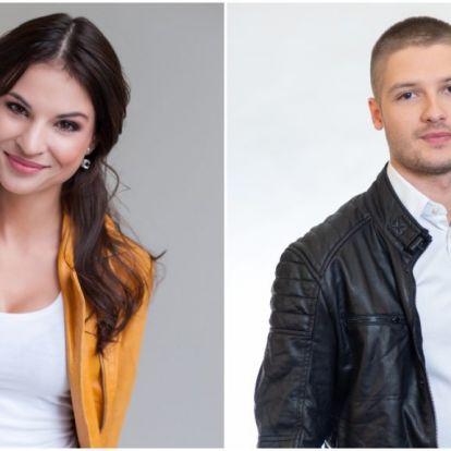 Új műsorvezetőket kap a Reggeli Nádai Anikó és Miller Dávid személyében