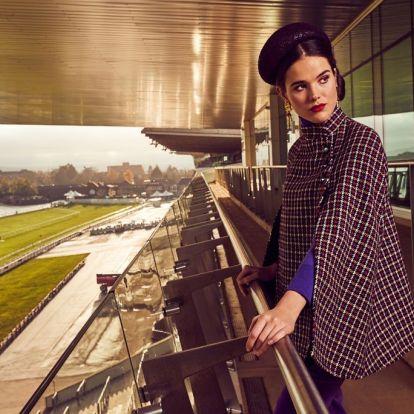 What to Wear to Cheltenham Festival, with Fashion Ambassador Frankie Herbert