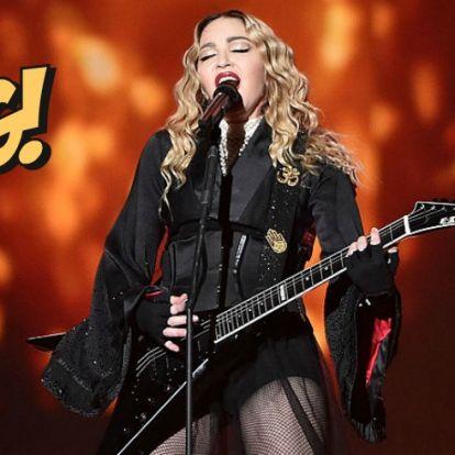 Madonna a koronavírus miatt mondja le zsinórban a koncertjeit