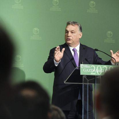 Orbán Viktor: brutális változásokra kell készülni
