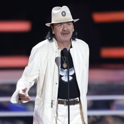 Elmarad a budapesti Santana-koncert - lemondta turnéját a koronavírus miatt
