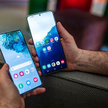 Nem szükséges a legdrágább Samsung Galaxy S20, ha kukkolni szeretne