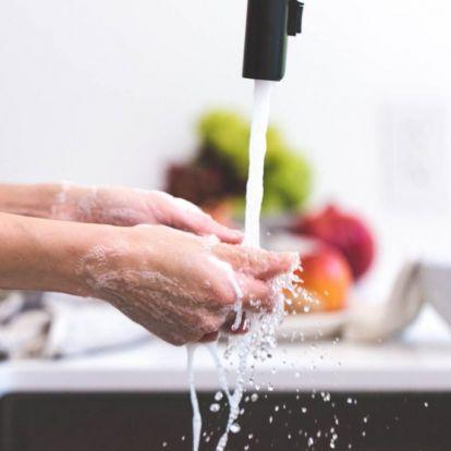 Tisztaság a konyhában, nem csak a koronavírus ideje alatt